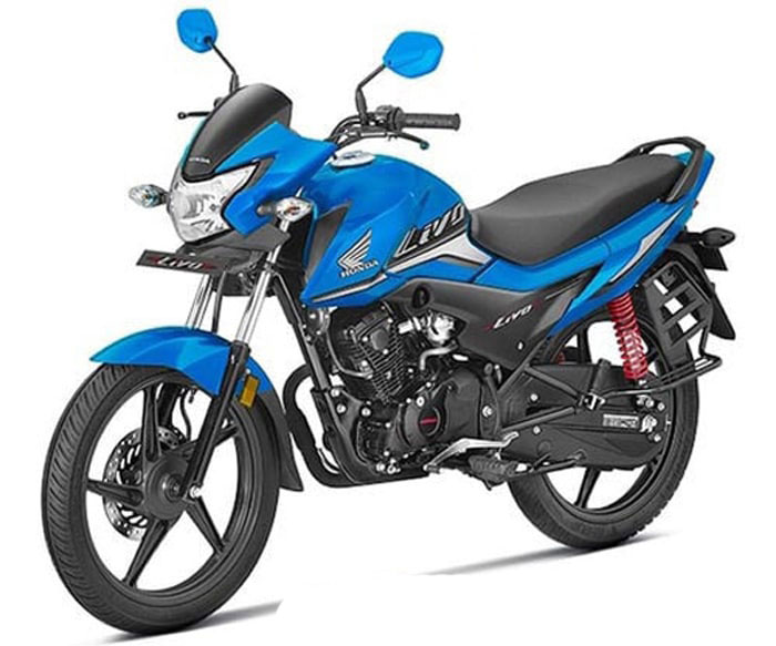 Standard Moto Blue
